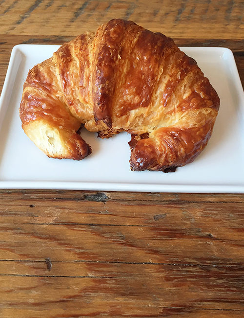 lucettegrace's classic salted butter croissant