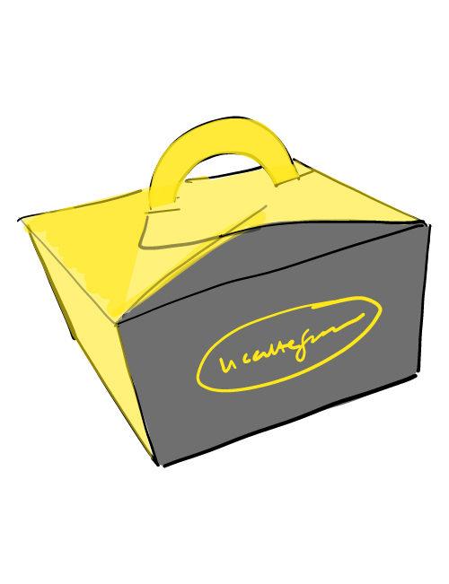 lucettegrace lunch box illustration