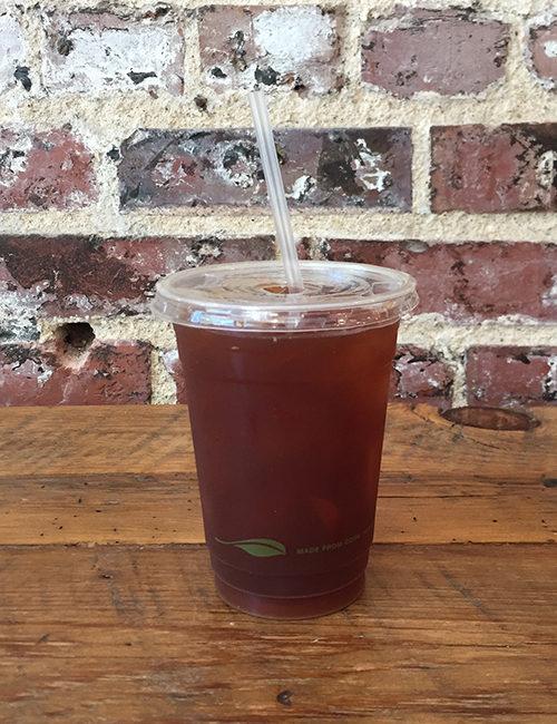Lebanese iced tea to-go