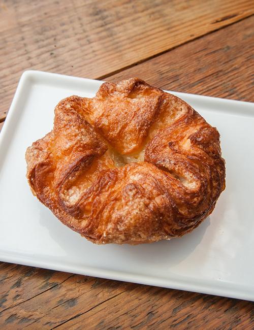 the Kouign Amann pastry